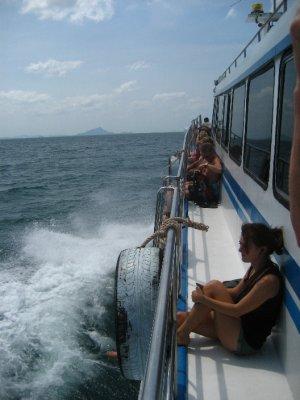 Ferry to Koh Lanta from Railay Beach