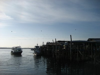 Ko Lanta Pier