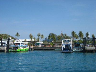 Ko Phi Phi Pier
