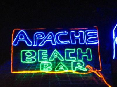 Apache Bar on Ko Phi Phi Beach