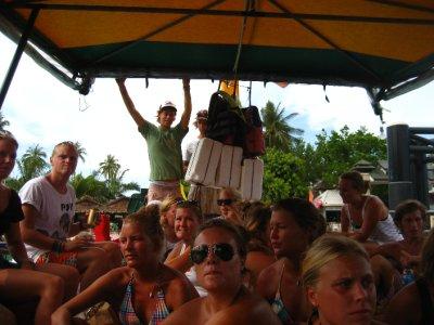Maya Bay Camping Trip Boat