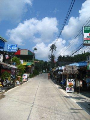 Streets of Salad Beach