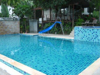 Cookies Resort Pool