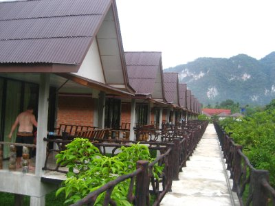 Smiley Bungalows in Khao Sok