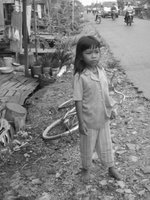 girl, saigon delta