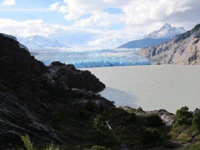 Closer to Glacier Grey