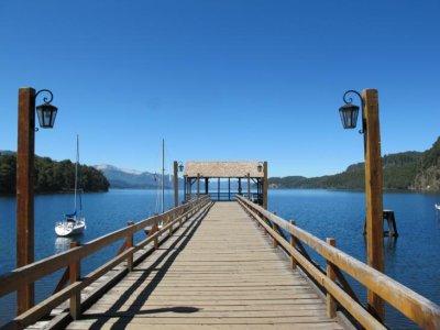 Lake Nahual Huapi