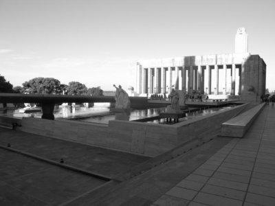 Historic monument of Rosario