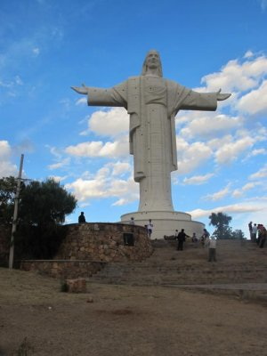 Christos of Cochabamba (yes it's not just in Rio)