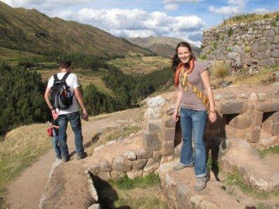 Pukapukara Inca Ruins
