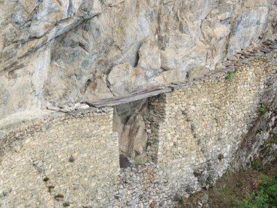 Inca Drawbridge