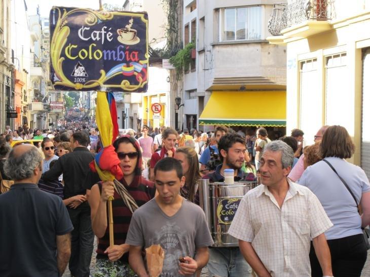 Cafe Columbia! :-))