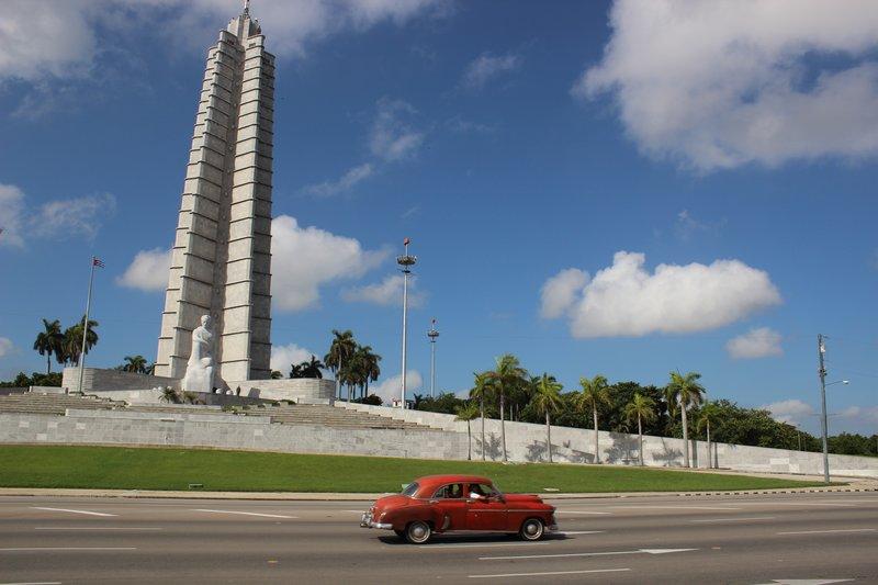 Plaza de la Révolucion