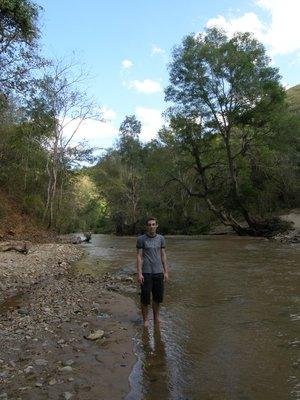 Premiere riviere a traverser