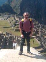 me at Machu Pichu