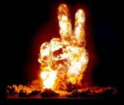 Peace. not war