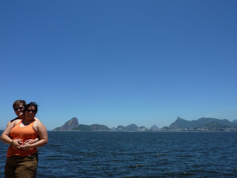 Rio view from Niteroi