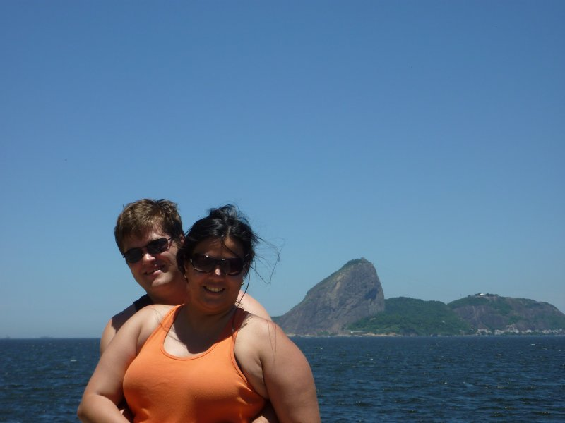 Sugarloaf from Niteroi