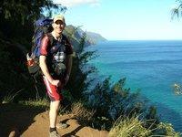 Beginning of the Kalalau Trail