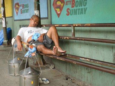 Siesta in Manila