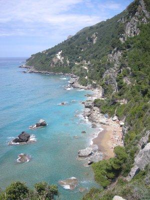 A very 'natural' coastline