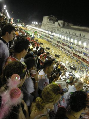 Carnival Crowd