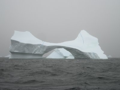 London Bridge Iceberg- Pleneau Islands