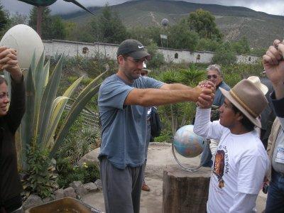 Strange strengths on the Equator