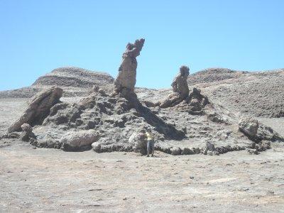 Tres Marias- Valle de Luna
