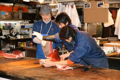 cutting fillets