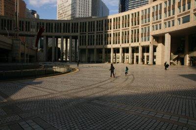 the palazzo Tokyo