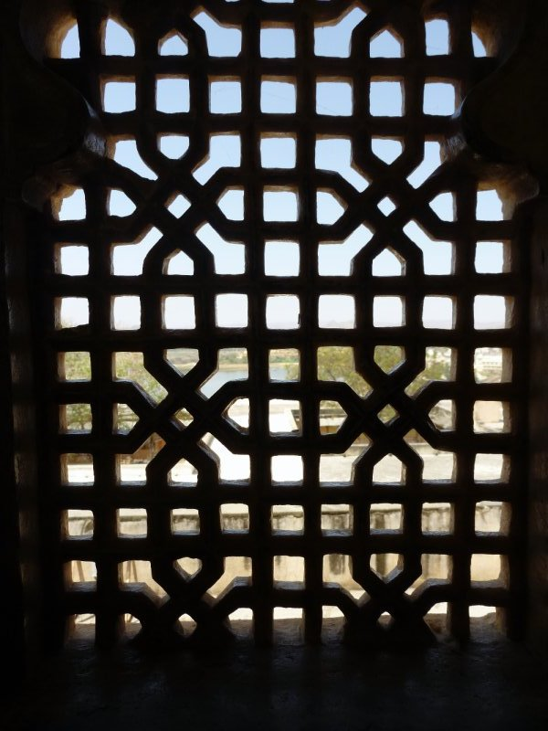 women's viewing window