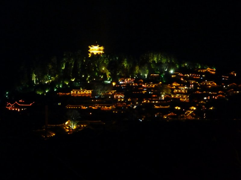 Lights of Old Town Lijiang