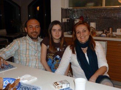 Sahap, Doga and Gozde