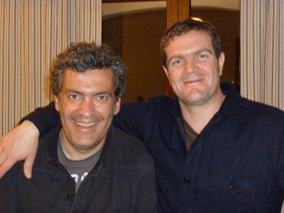 Me and Mehmet
