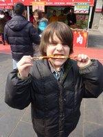 Adrian eats again!!