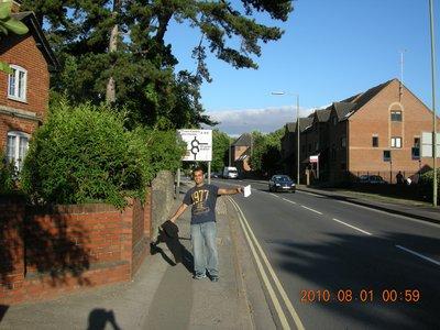 Abingdon, UK