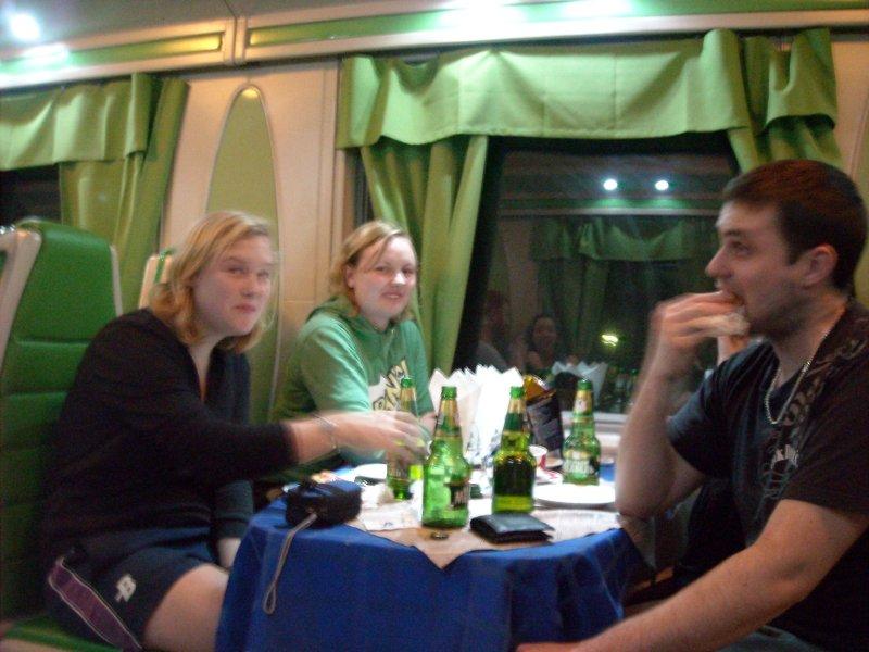 Moscow to Irkutsk