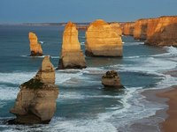 The Twelve Apostles at Dawn