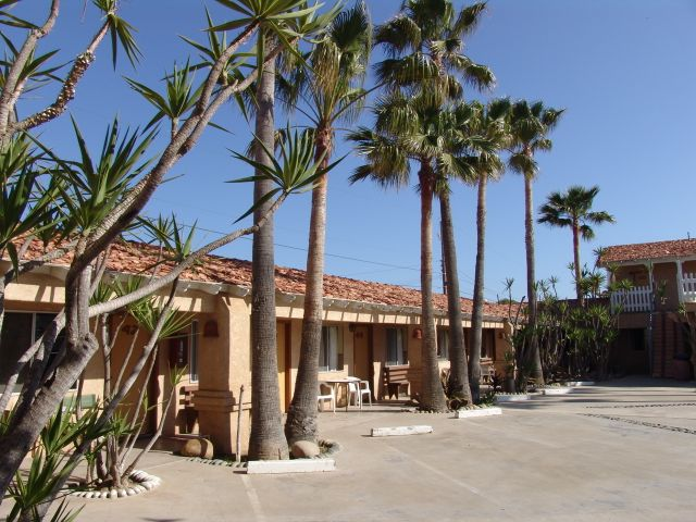 Ensenada Beach House Hotel in Mexico