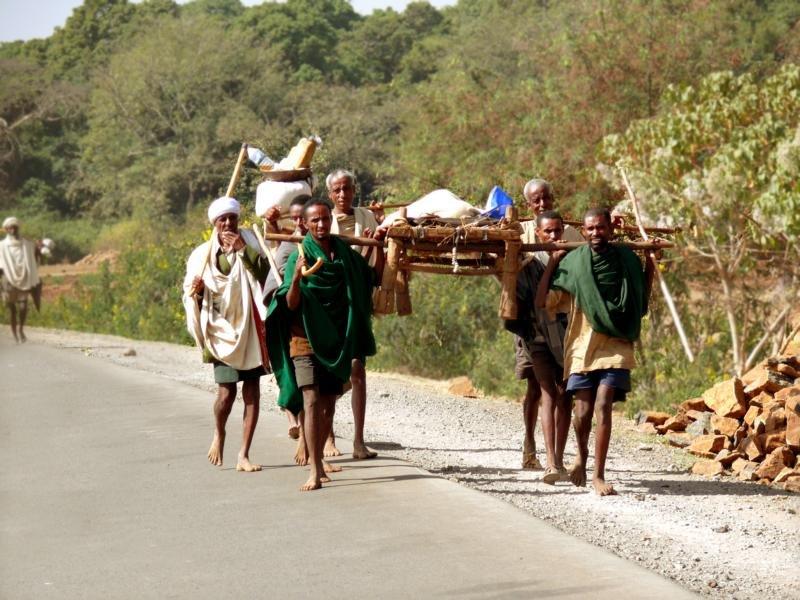 Ethiopian ambulance