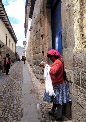 Streets of Cusco