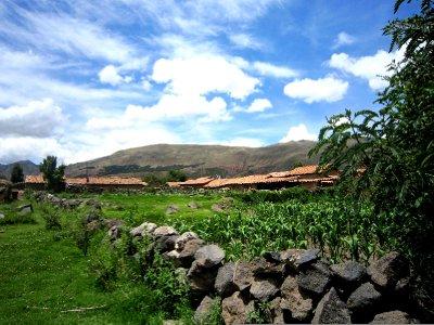 Raqchi Incan ruins