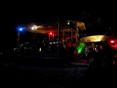 Live reggae on the beach anyone?