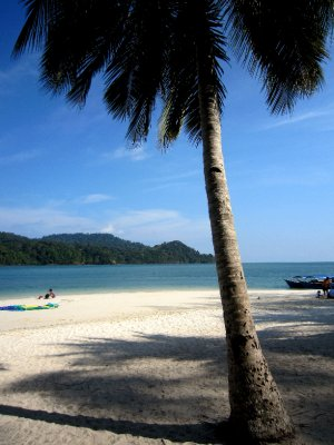 Langkawi, one of the islands