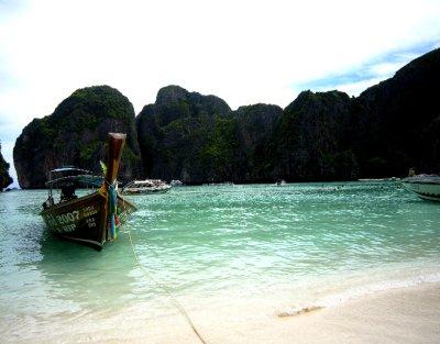 Maya Beach, Ko Phi Phi <br />Leh