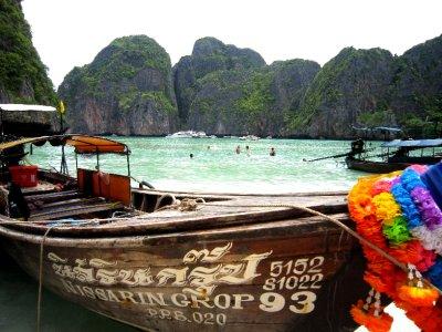 Maya beach, Koh Phi Phi Leh