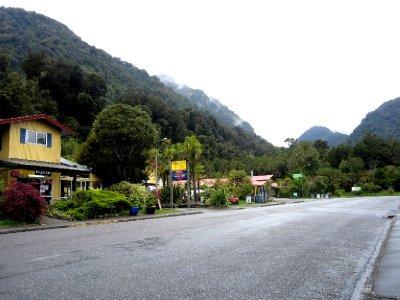 Franz Josef town