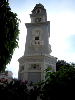 Queen Victotia Memorial Clock Tower