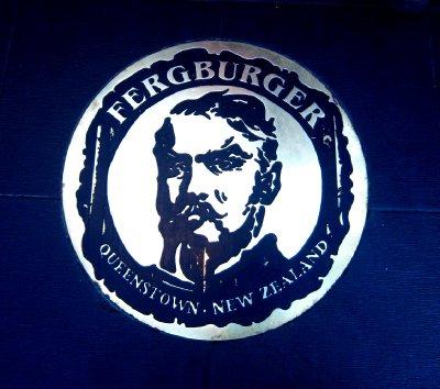 Legendary Ferg burger